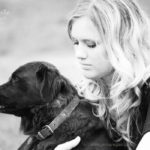 black and white pet photo shoot mckinney texas