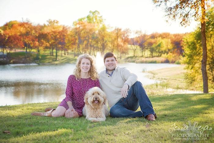 mckinney-texas-fall-family-photos-with-dog