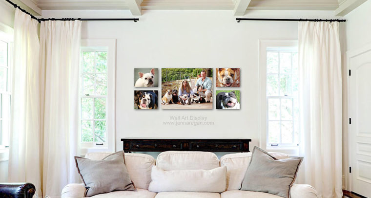 What to Do With Your Images: Canvas Wall Art Displays