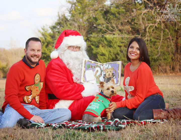 Pet Photos with Santa DFW |