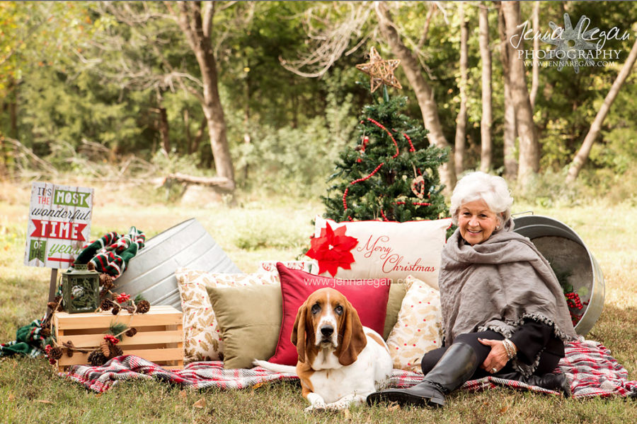 Pet and People Holiday Mini Sessions | McKinney, TX