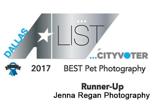 Dallas A-List Announces Best Pet Photographers in Dallas 2017 | Awards