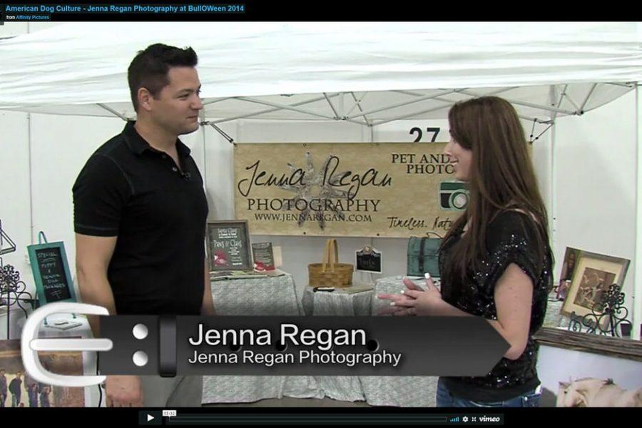 American Dog Culture TV Feature | Pet Photographer Jenna Regan