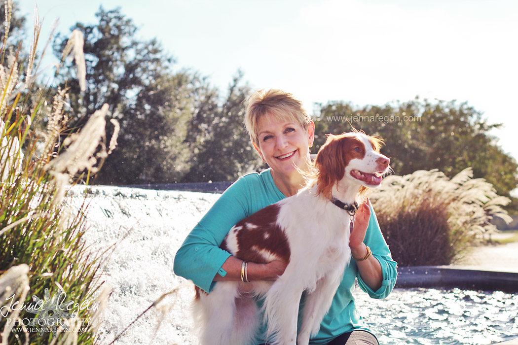 dog portraits photo shoot texas