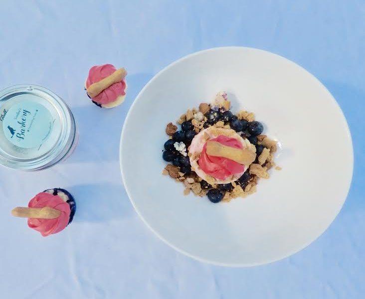 Pawberry Sundae Recipe from Simba's Barkery | Dallas, TX