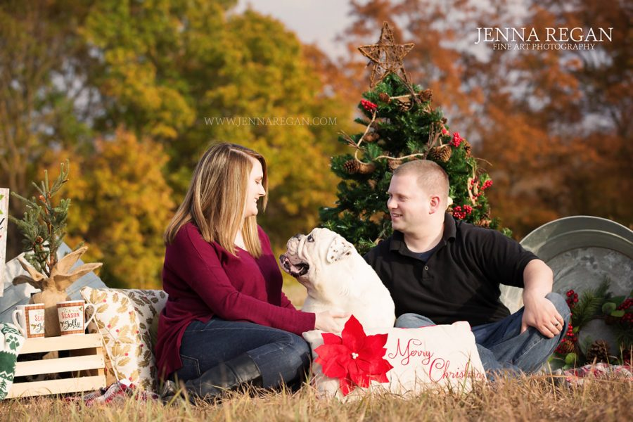 2018 Limited Edition Holiday Pet Portraits | Dallas People & Pet Photography