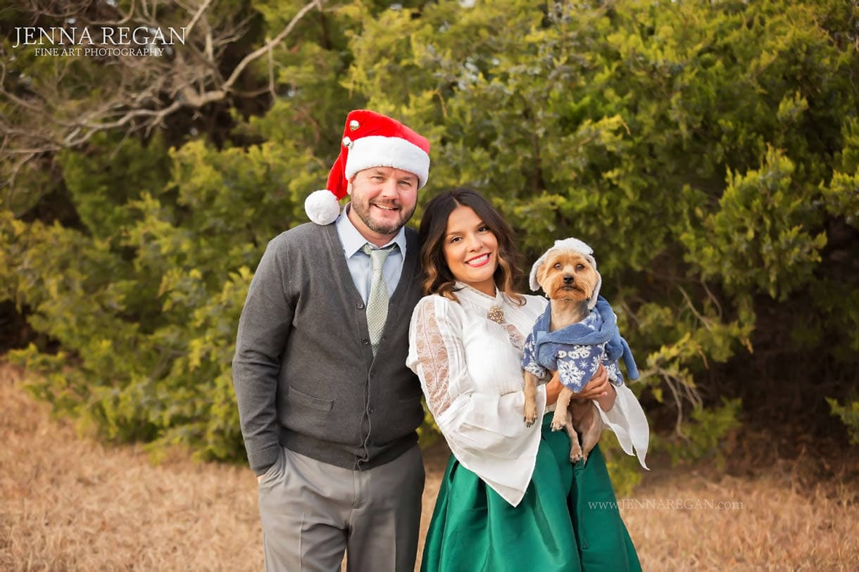 Custom Holiday Photo Session