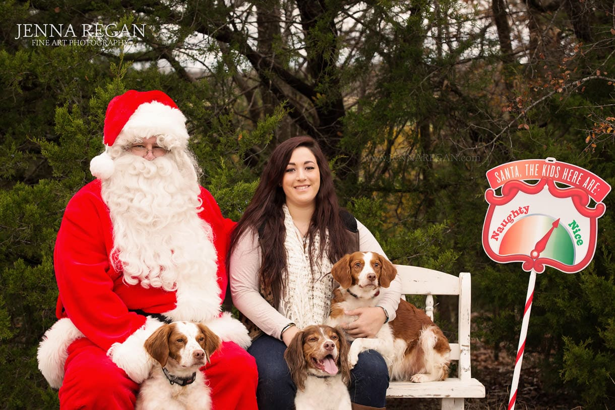 Paws and Claus Pets and People
