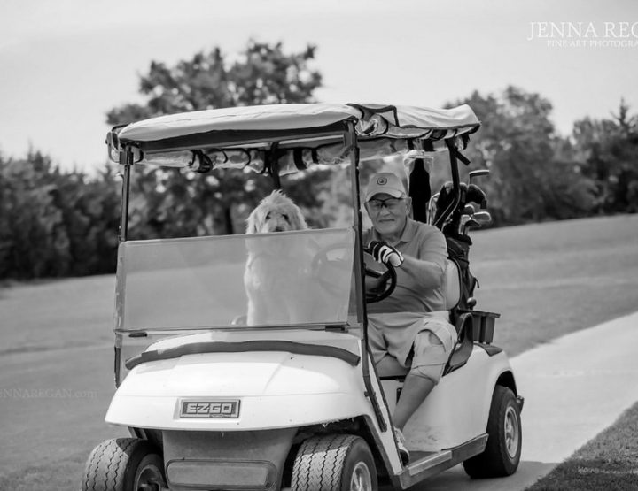 2nd Annual ARFhouse Golf Tournament | Tanglewood Golf Club, Pottsboro, TX | Dog Event Photography
